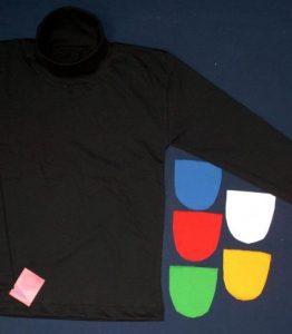 Golf singiel, kolory i wielkości do wyboru