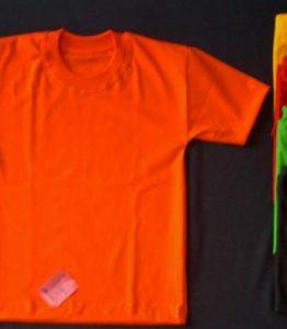 Koszulka krótki rękaw singiel bawełna, kolory i rozmiary do wyboru