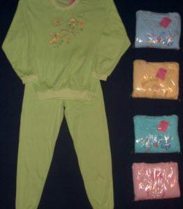 Piżama mal. bawełna